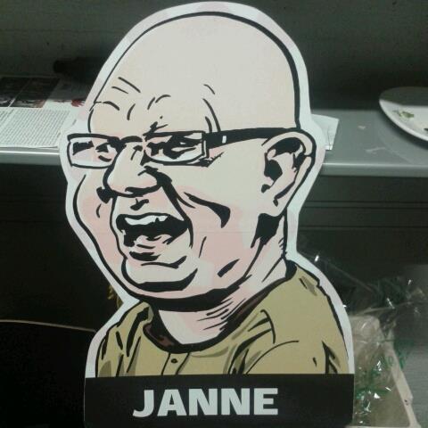 Janne Kuustie